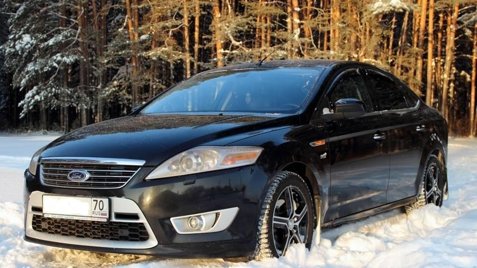 Ford mondeo iv (2007-2015) – тихий шторм