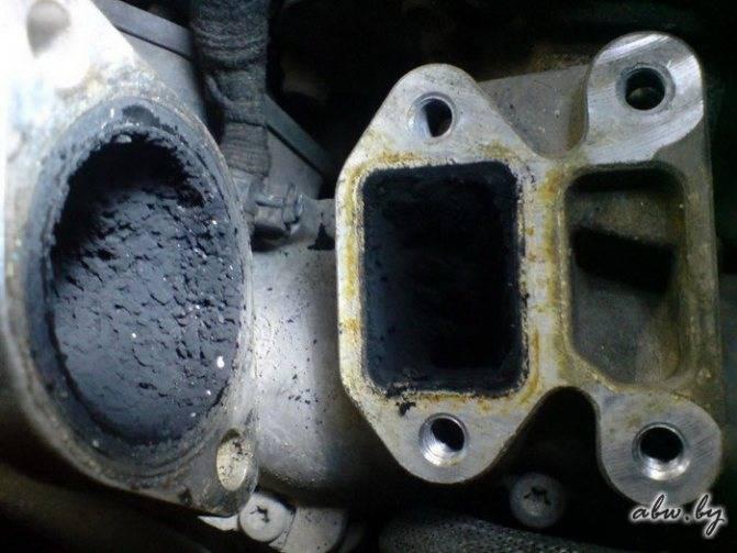 Не будь таким зелёным как правильно отключать egr - – автомобильный журнал