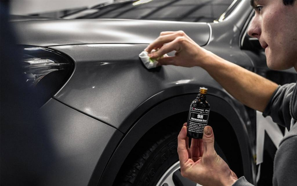 Полезные рекомендации по самостоятельному покрытию кузова автомобиля керамикой