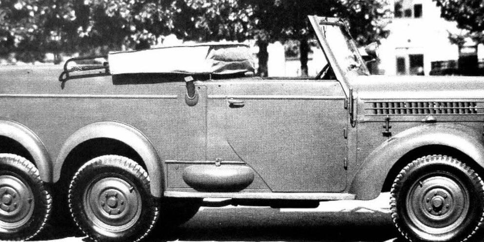 Skoda и praga времен второй мировой. неизвестные военные машины из чехословакии