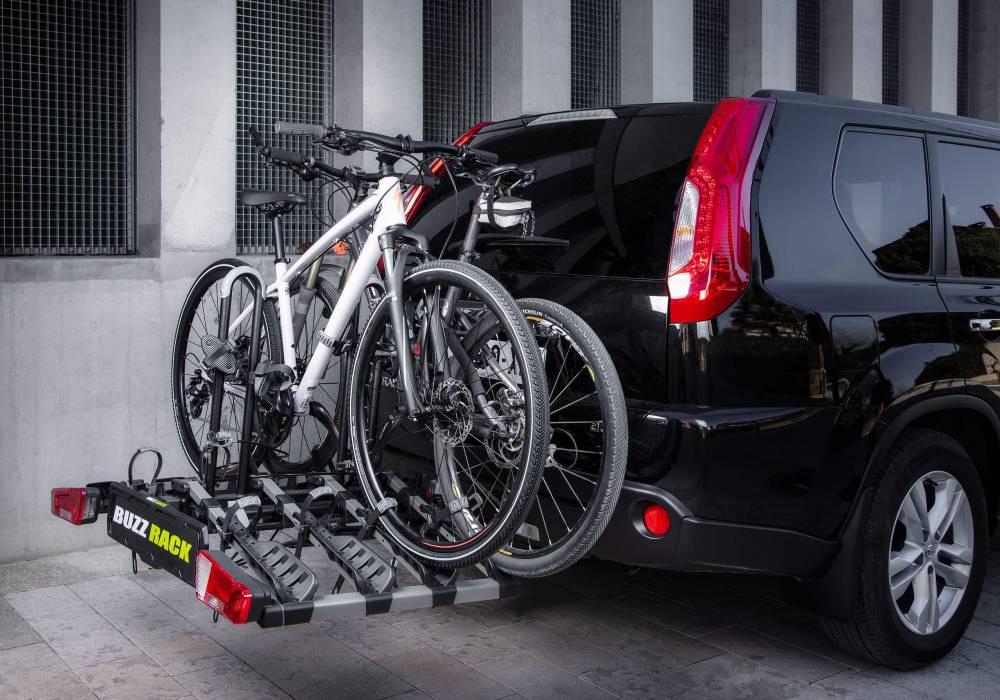 Перевозка велосипедов на авто: пять проверенных способов  