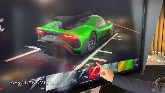 Mercedes-amg project one - вики