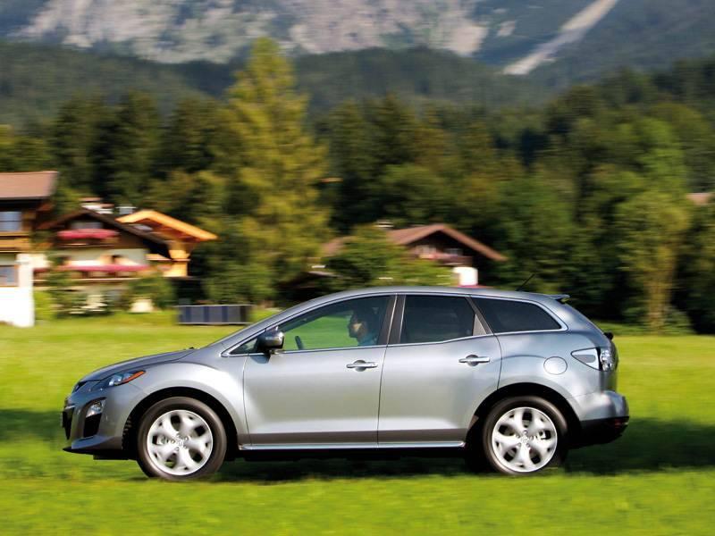 Mazda cx-5 с пробегом – не опасно ли покупать кроссовер?