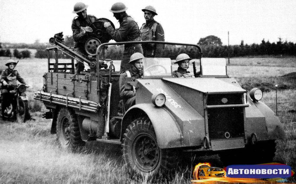 Список британской военной техники второй мировой войны - list of british military equipment of world war ii - abcdef.wiki