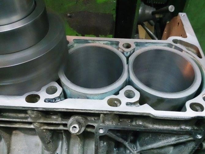 Ремонт блока цилиндров двигателя: что нужно знать