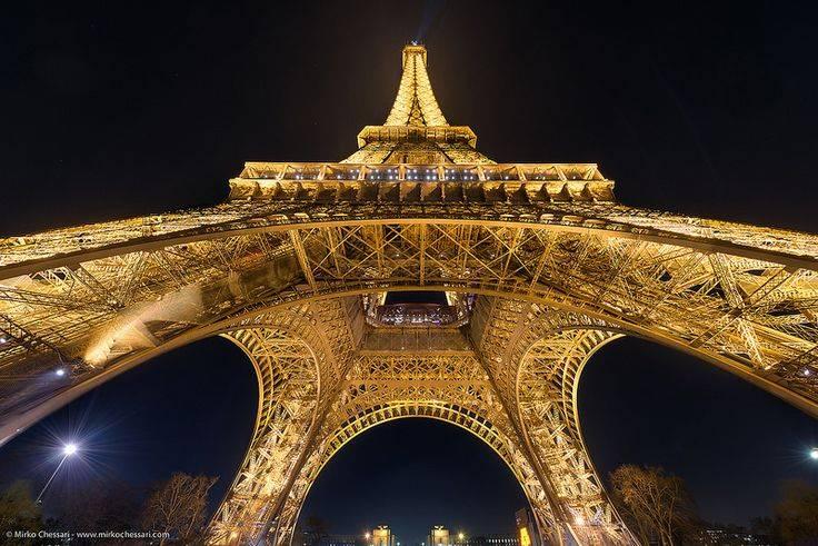 Как добраться от эйфелевой башни до... 10 мест! | paris10.ru: все про париж!