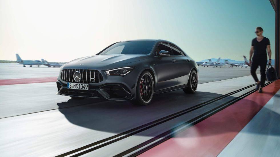 Mercedes-amg f1 w11 eq производительность