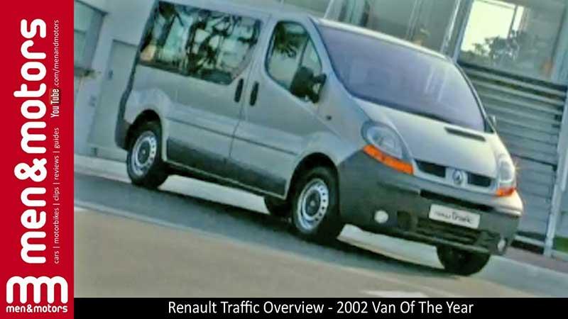Renault trafic: технические характеристики