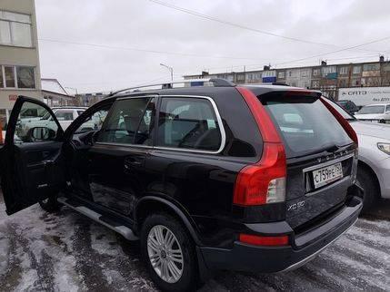 Советы по покупке подержанного volvo xc90