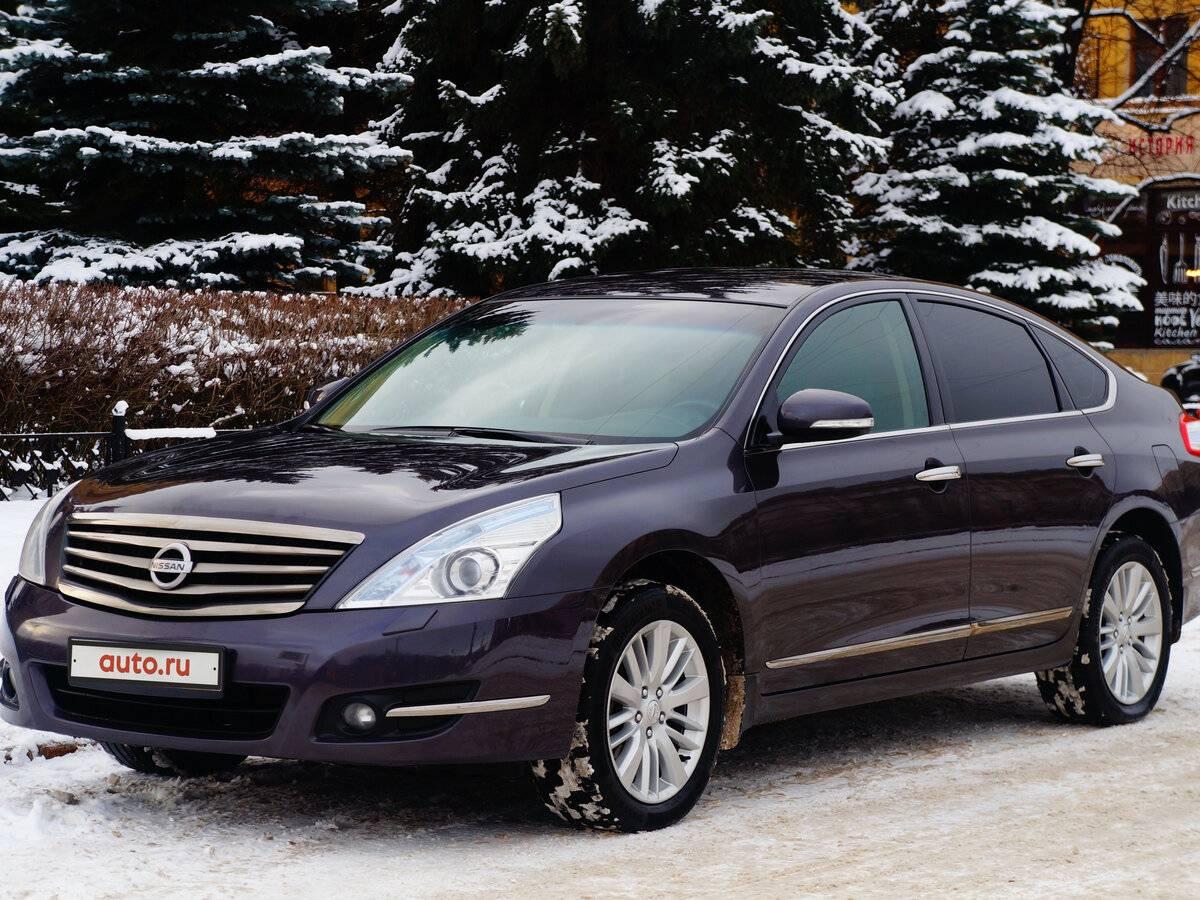 Nissan Teana II: стоит ли покупать дешевый «бизнес-класс»