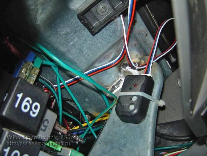 Машина не заводится из-за сигнализации. как отключить блокировку