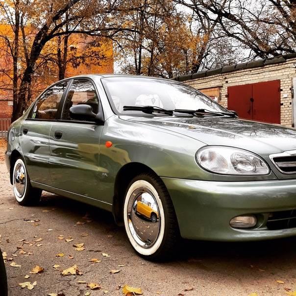 Подержанный chevrolet lanos: что представляет собой машина за 130 000 рублей - журнал движок.