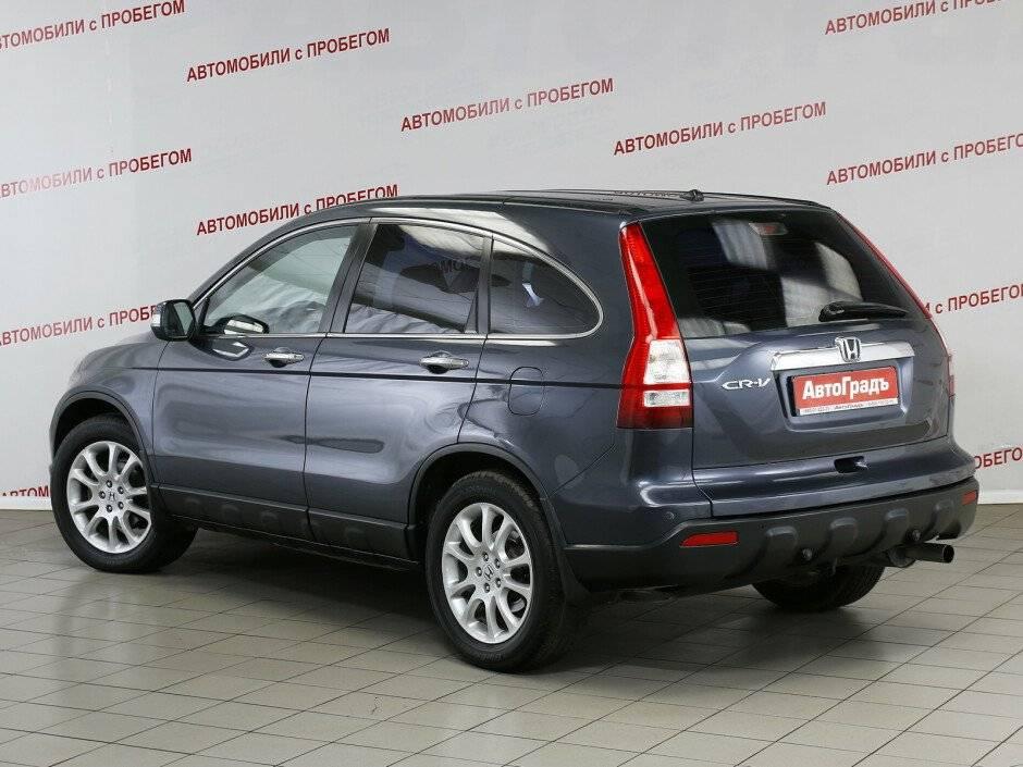 Honda cr-v 3 – опыт эксплуатации, что можно сказать о надежности