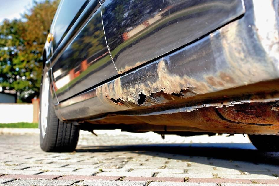 Как уберечь машину от коррозии в зимнее время года