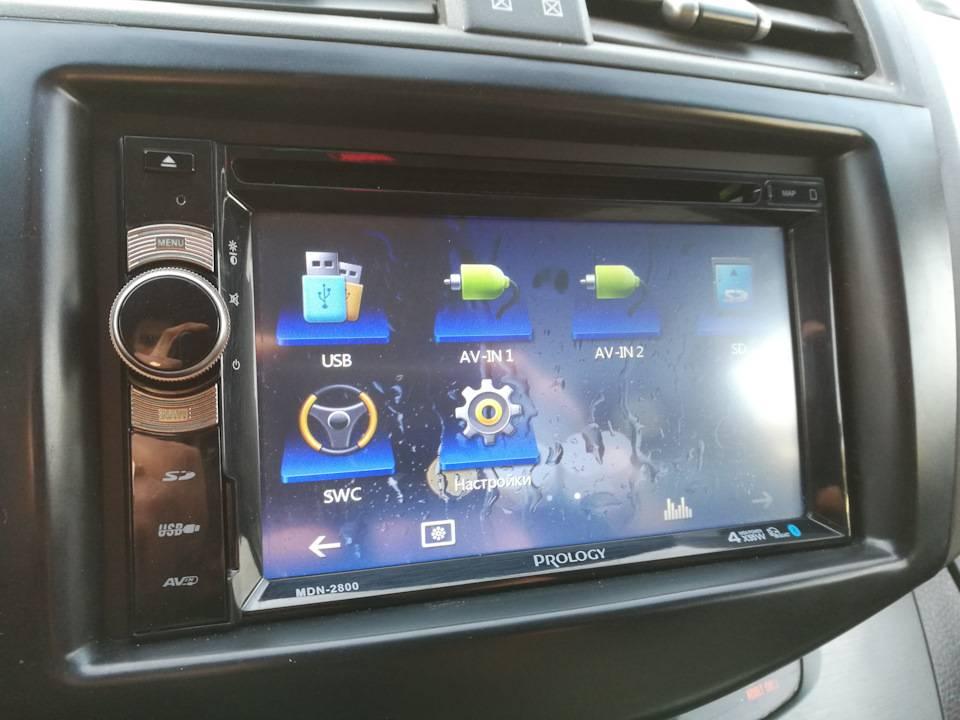 Магнитола с gps-навигатором 2-din: обзор автомагнитол на android, модели с bluetooth