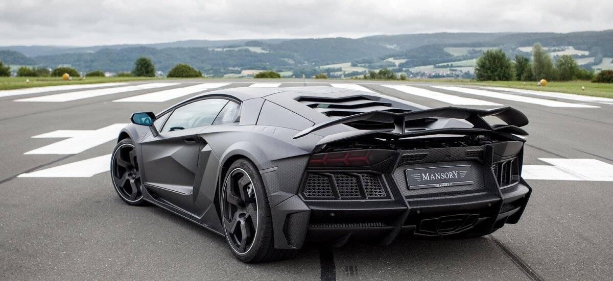 Lamborghini aventador svj «сделал» gt-r на 1200 л.с. и множество других суперкаров