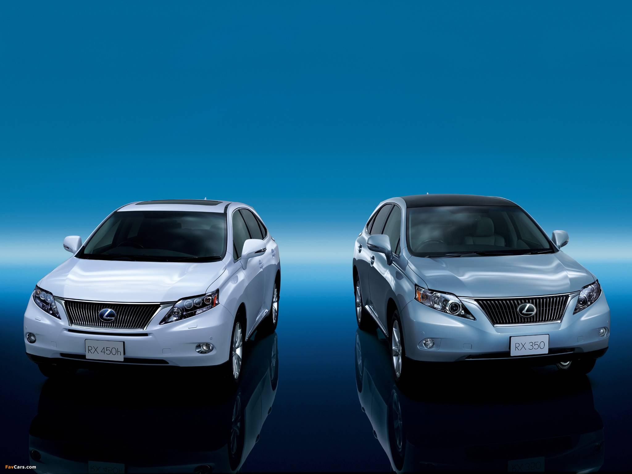 Так хорош, что даже тошно: обзор Lexus RX III