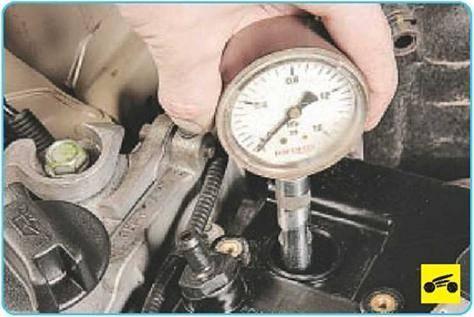 Причины отсутствия компрессии цилиндров двигателя