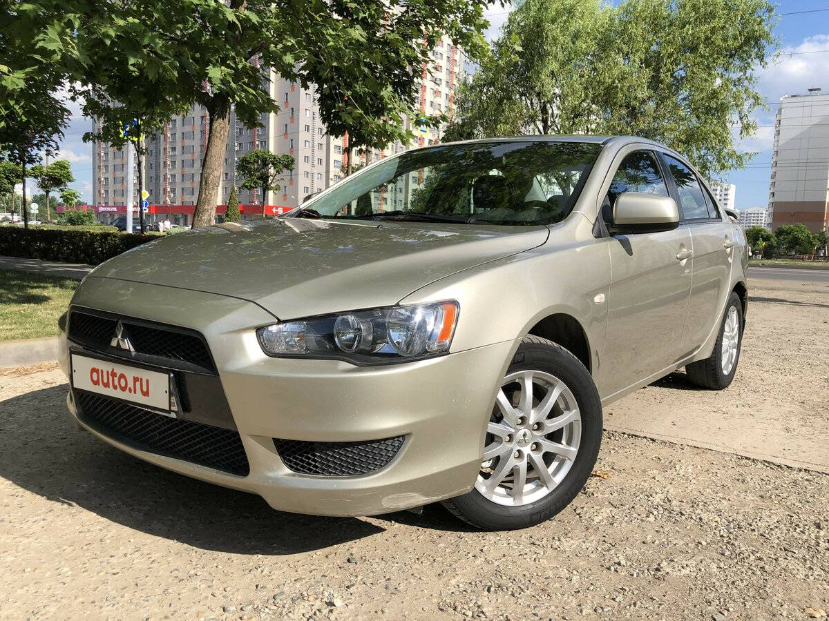 Какой Mitsubishi Lancer выбрать