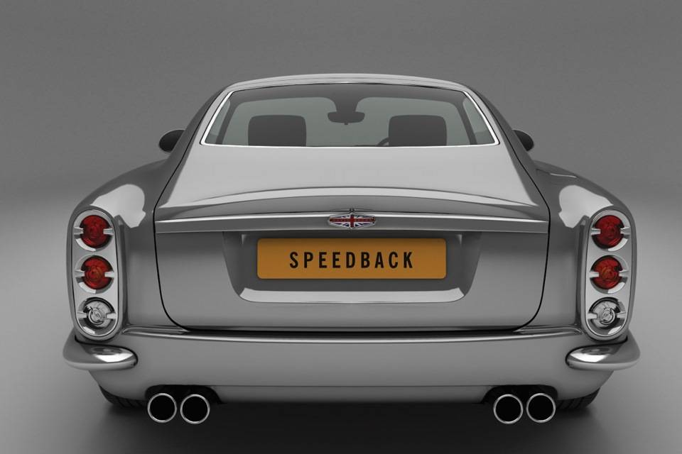 Британцы построили 510-сильный спорткар в ретро-стиле на базе jaguar xkr