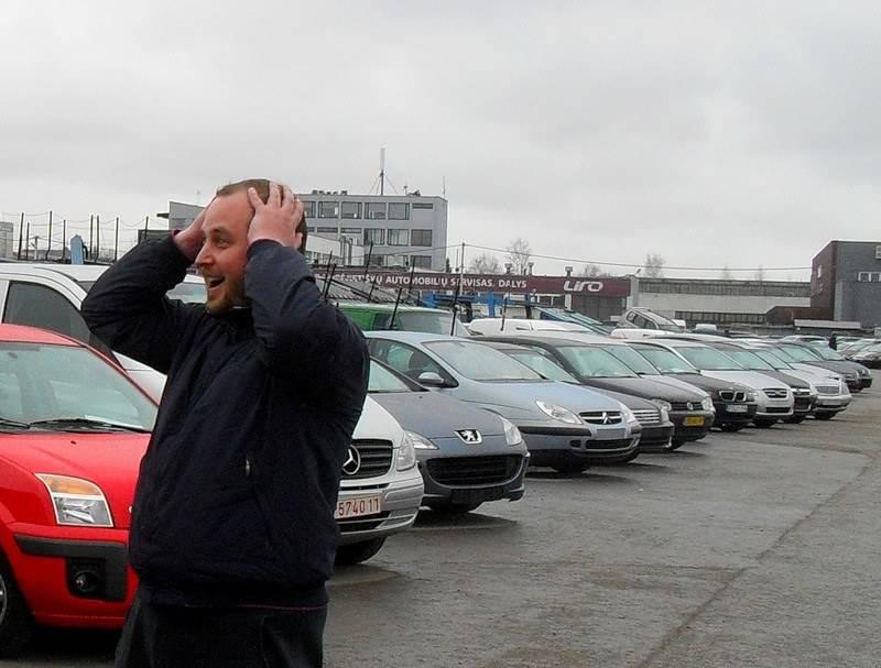 Как купить дешевую машину быстрее перекупщика