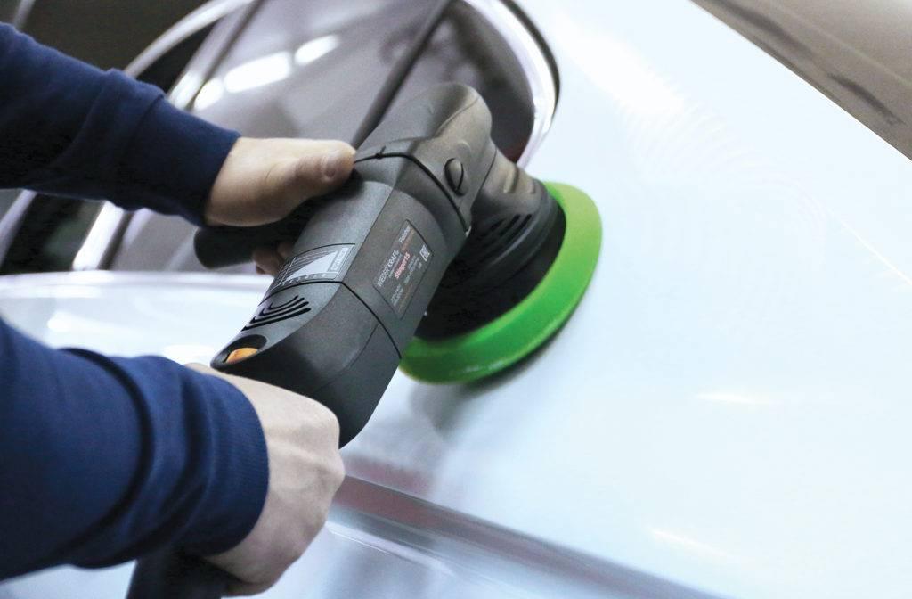 Как отполировать машину в домашних условиях: видео, своими руками. полировка автомобиля: руководство для начинающих