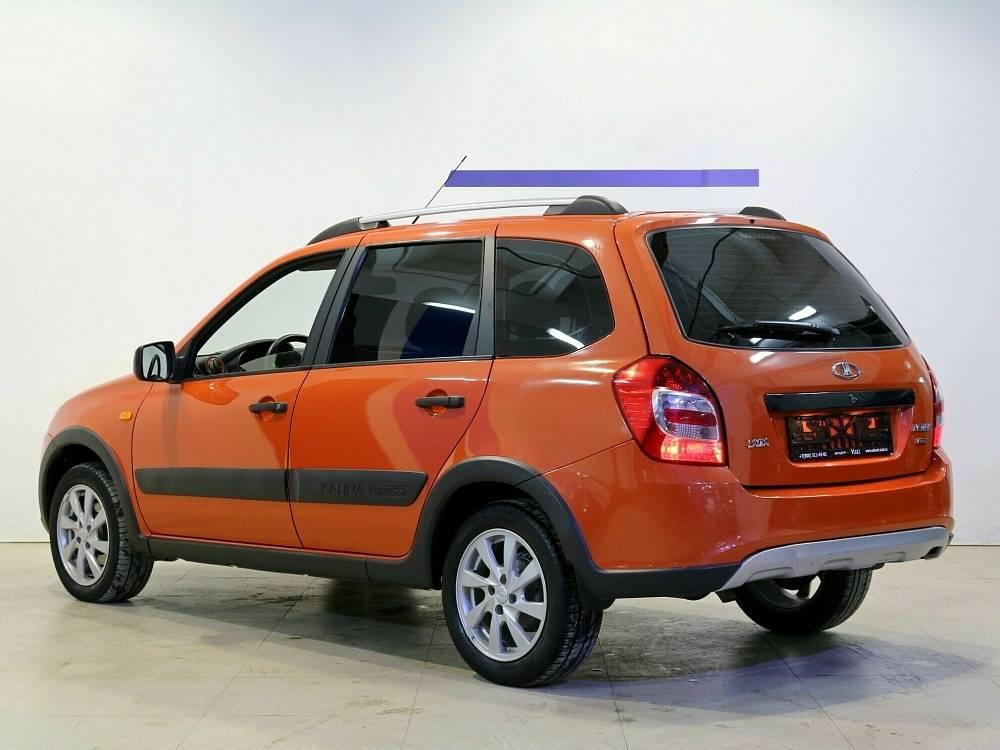 Lada kalina cross – обзор, технические характеристики, отзывы владельцев