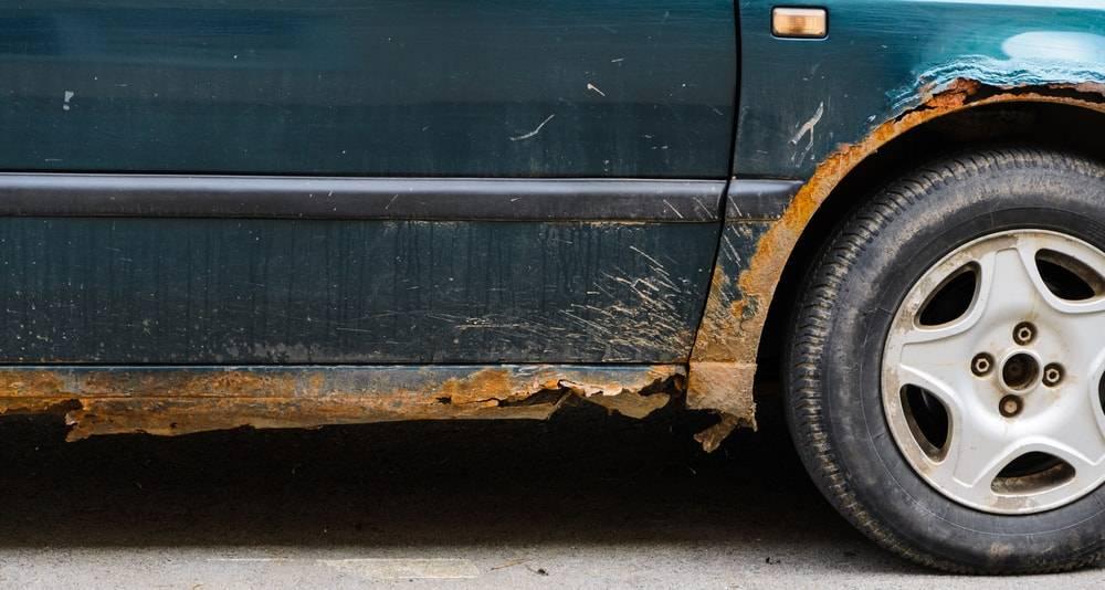 Как уберечь автомобиль от ржавчины и не дать ему сгнить раньше времени