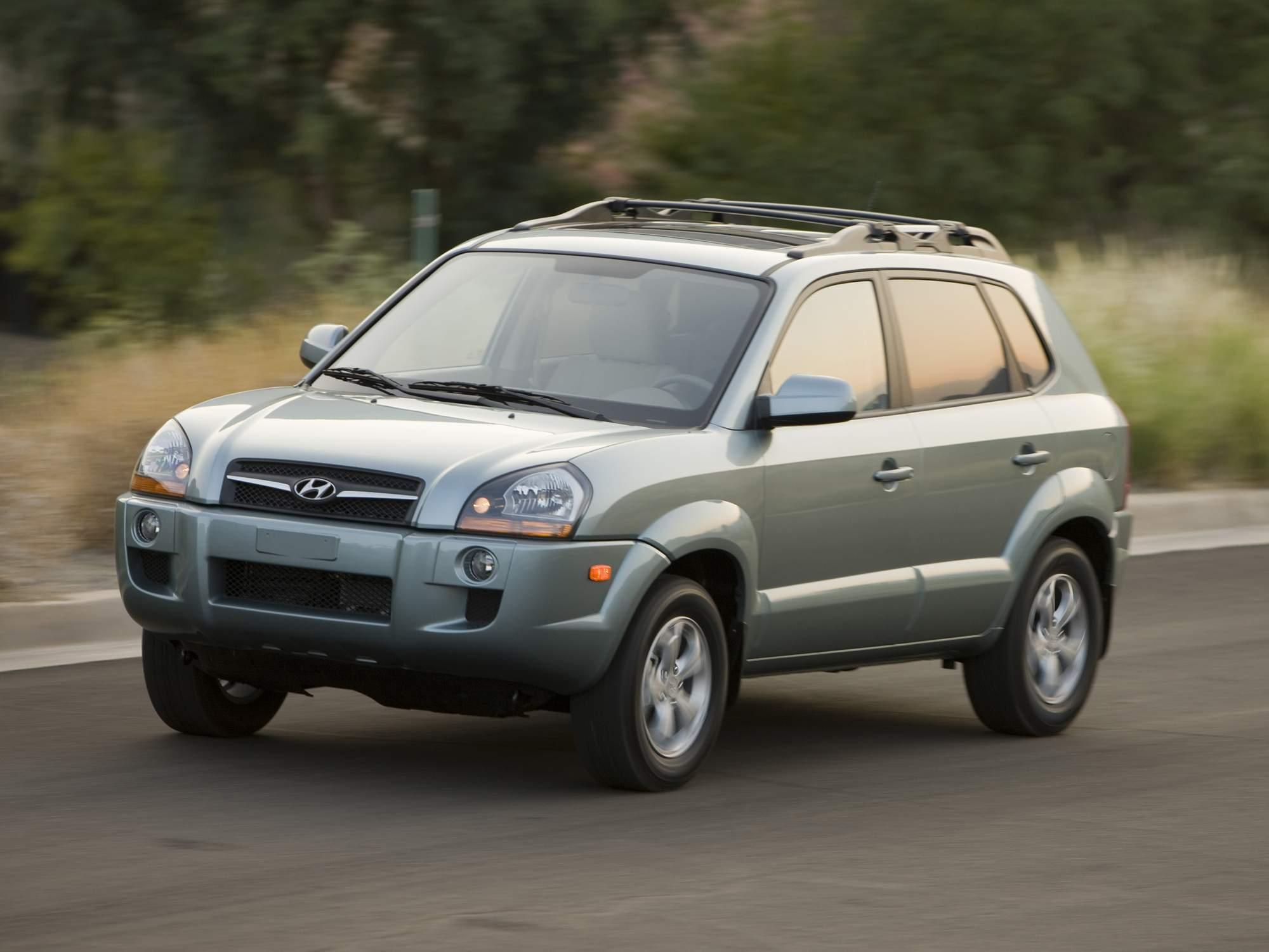 «Тушканчик» по цене «Гранты»: стоит ли брать Hyundai Tucson I