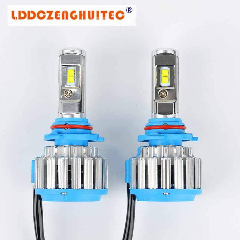 Топ-10 лучших светодиодных ламп h4