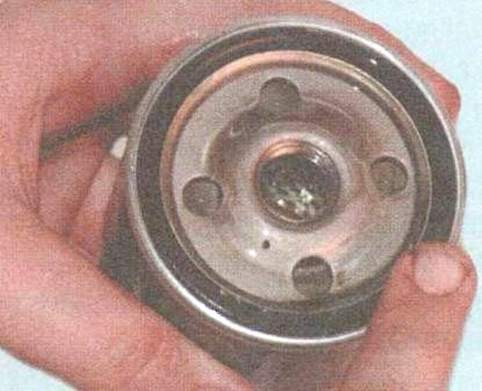 Замена масла в двигателе рено логан 1.4 и 1.6