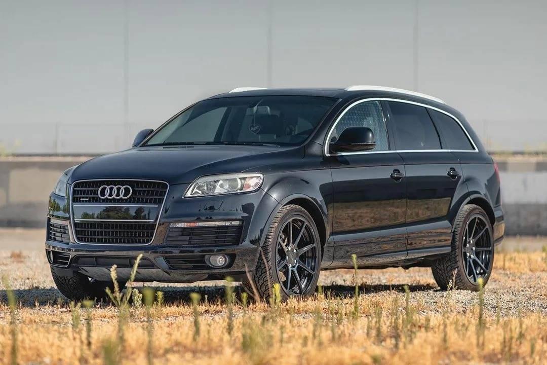 Audi q7 - проблемы и неисправности