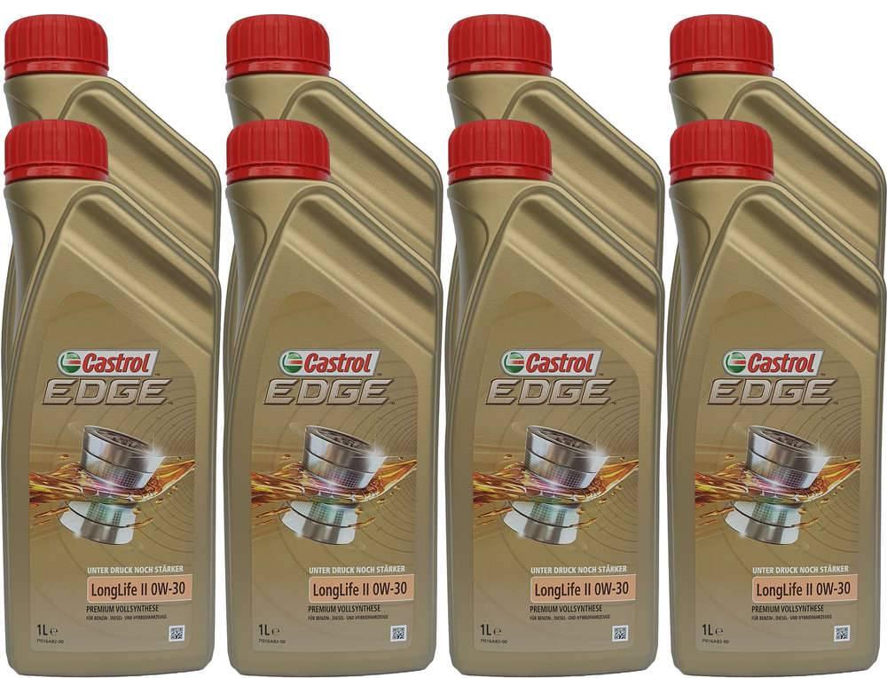 Моторное масло кастрол эдж 5w30 отзывы