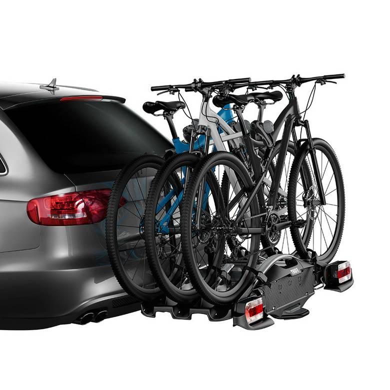 Как перевезти велосипед в машине?