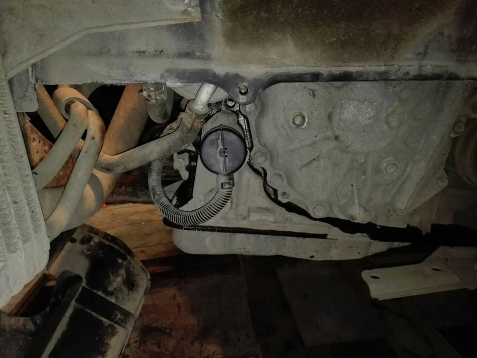 Как заменить масло в вариаторе митсубиси аутлендер 3 - инструкция