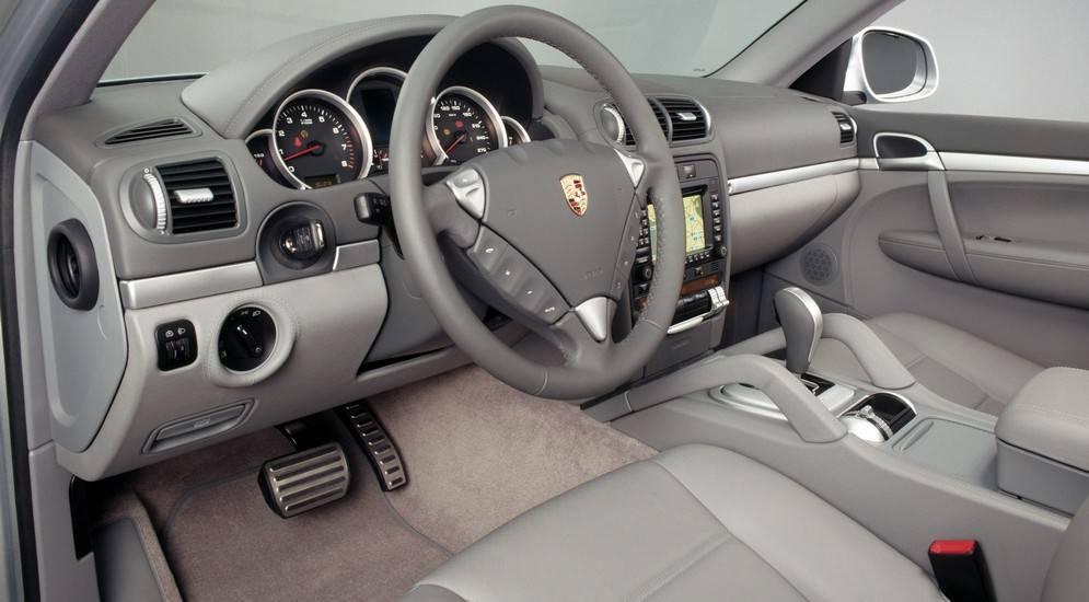 Porsche cayenne (тип 9pa)