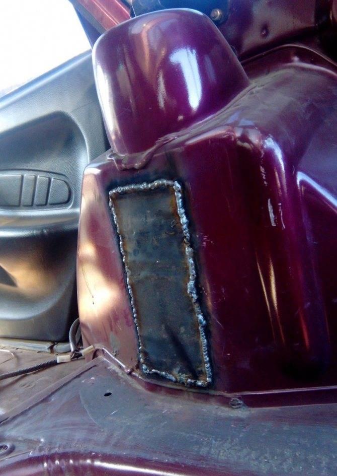 Ремонт кузова автомобиля своими руками: шпаклевка и сварка ремонт кузова автомобиля своими руками: шпаклевка и сварка