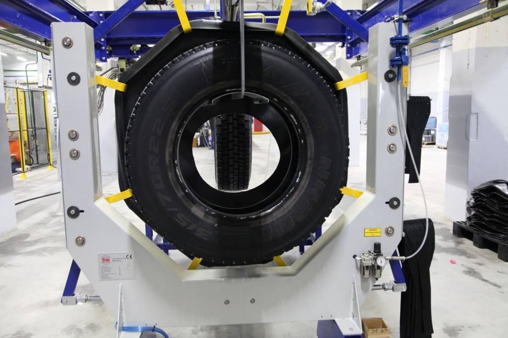 Кама tyres, шинный бизнес пао «татнефть»: 45 лет
