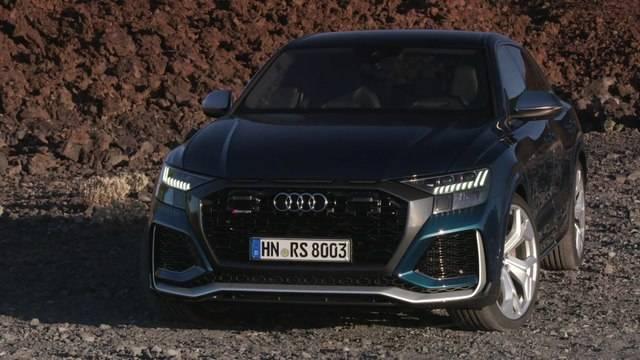 Audi rs q8, обзор, технические характеристики, тест драйв