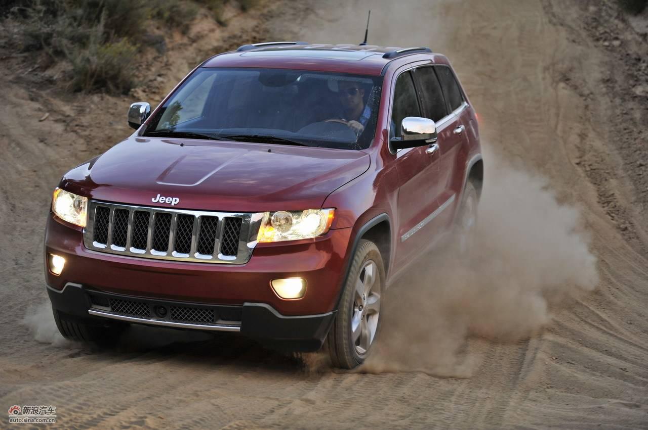 Как американцы переосмыслили «Мерседес»: обзор Jeep Grand Cherokee IV (Wk2)