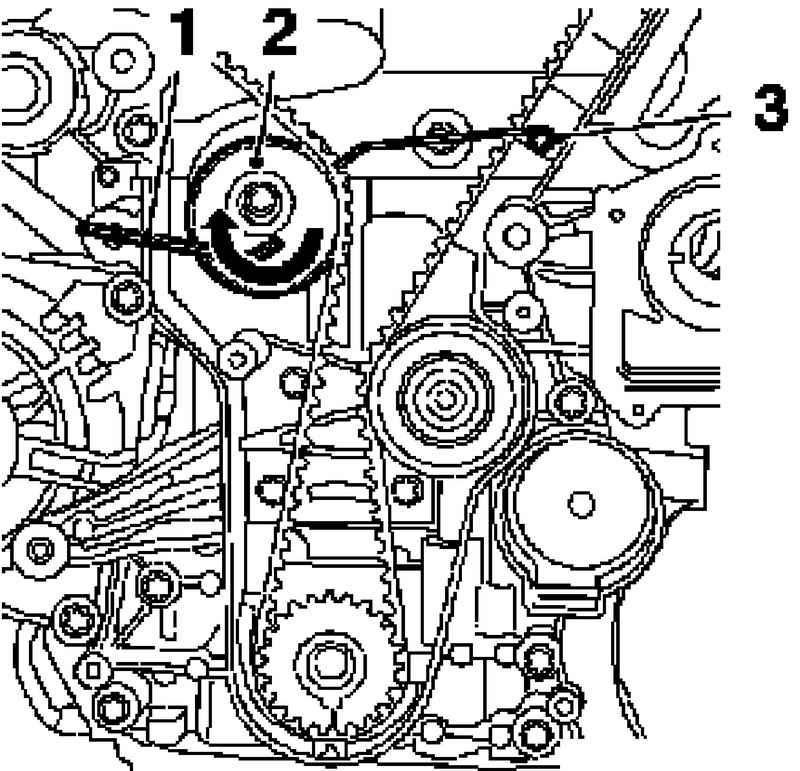 Замена ремня грм шевроле круз 1.6 109, 1.8 автомат, механика своими руками - autotopik.ru
