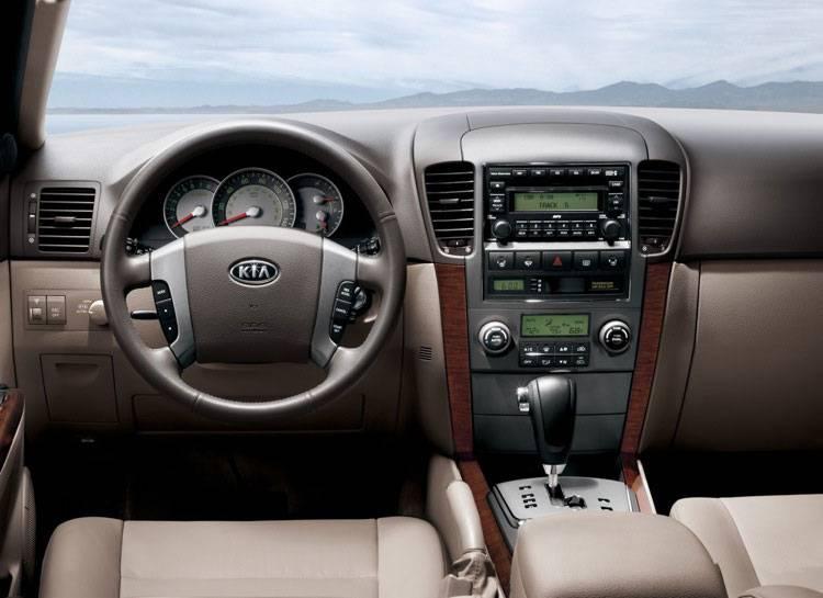 Киа соренто технические характеристики, отзывы владельцев, дизель, бензин