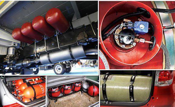 Переоборудование дизеля на метан. плюсы и минусы