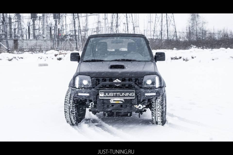 Suzuki jimny (jb / 1998-2018) – чем дальше в лес…
