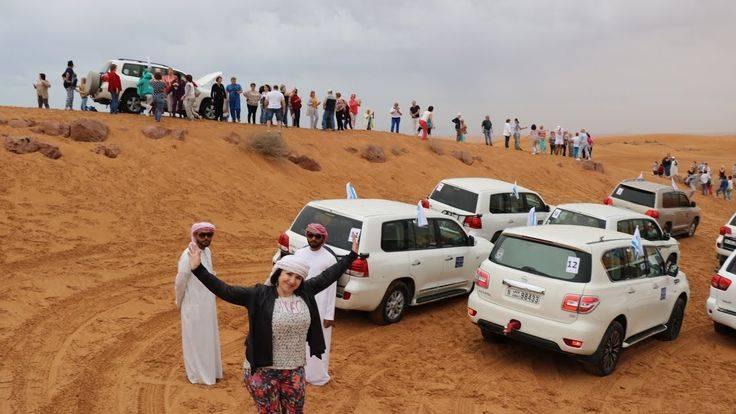 Устроить сафари в пустыне на джипахв дубае, эмираты оаэ