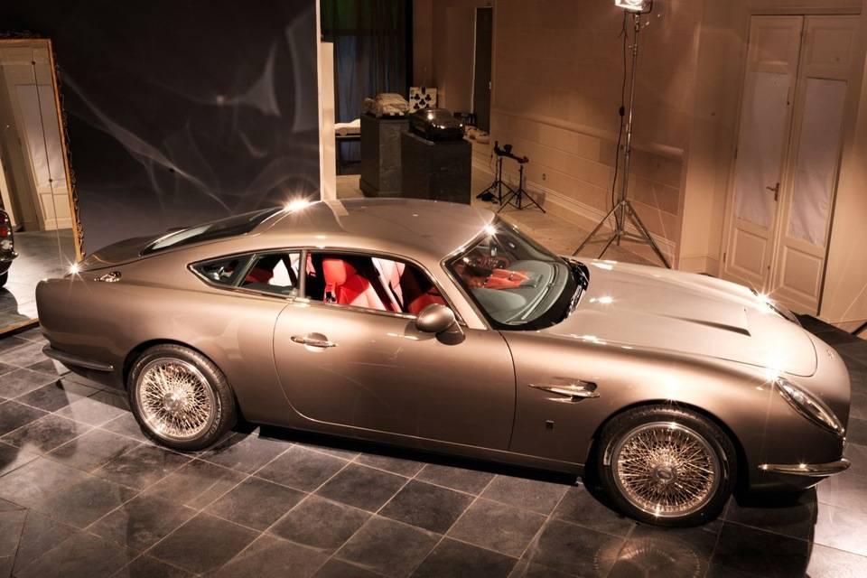 Speedback GT ретро-спорткар на базе Jaguar XKR
