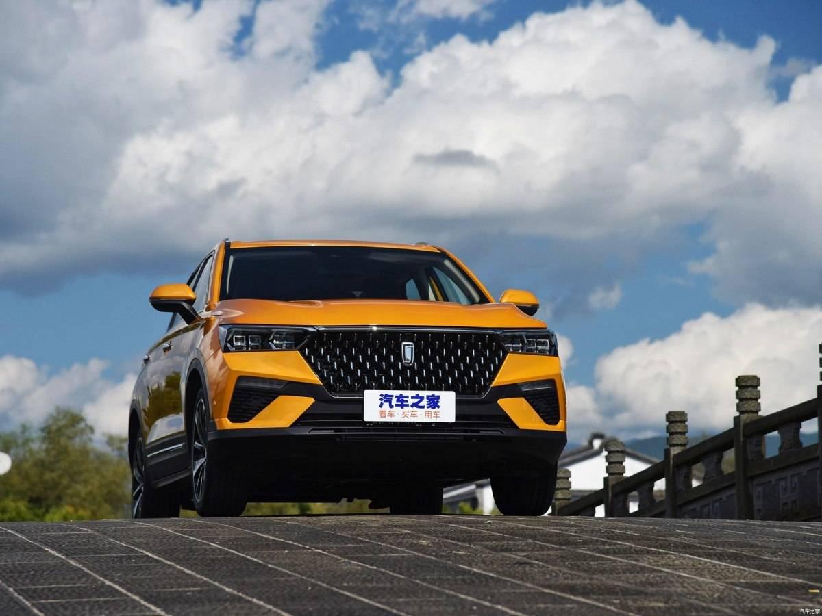 В России появится новый кроссовер FAW Besturn T77 Pro
