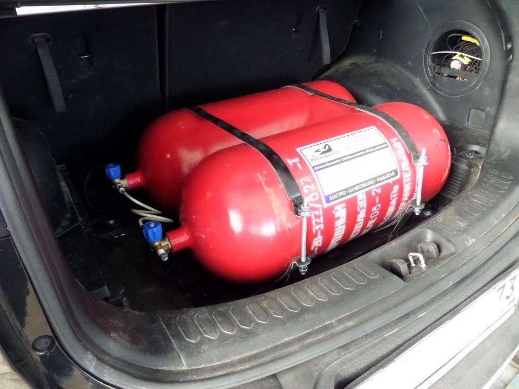 Как перевести дизельный двигатель на газ метан