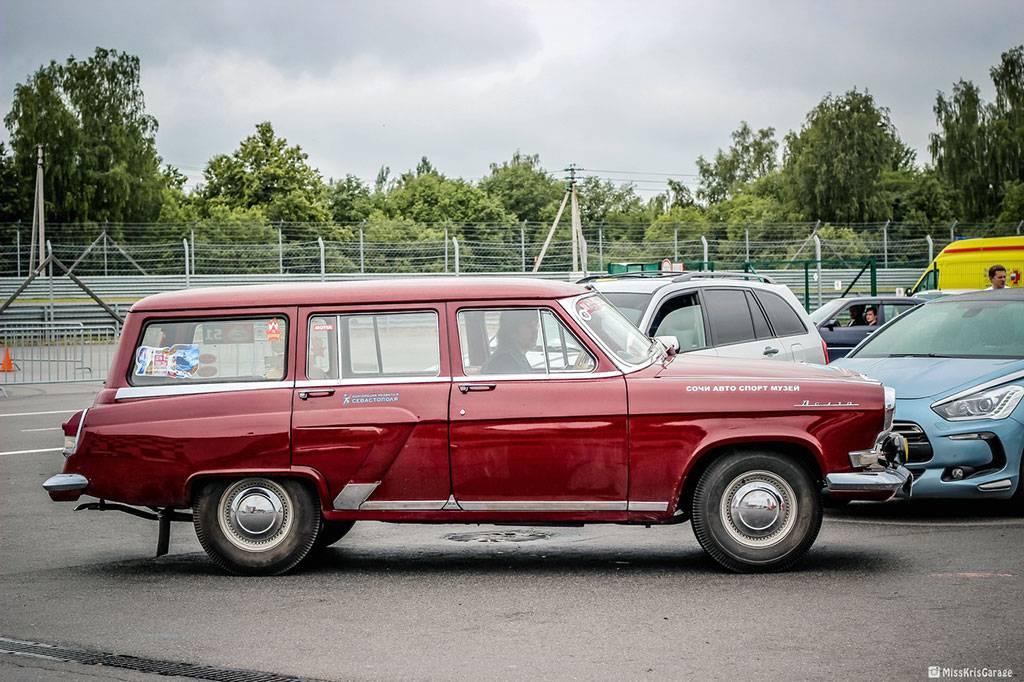 65 легендарных ретро-автомобилей ссср