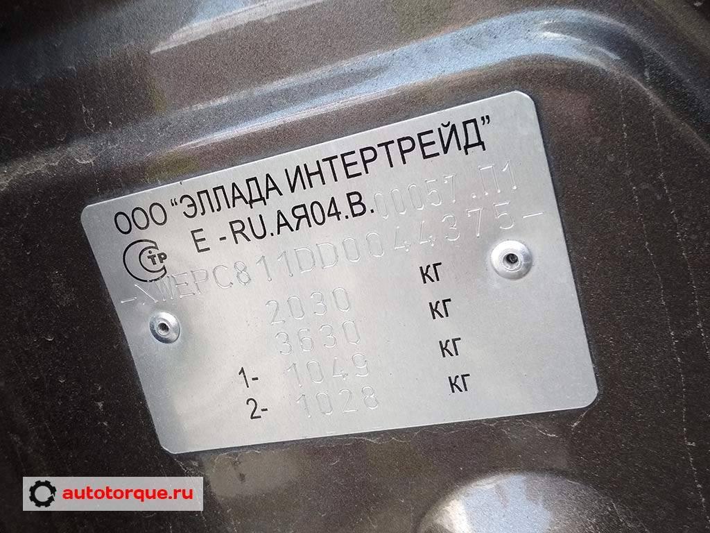 Вин киа рио: расшифровка номера и где находится код кузова   kianova - kianova
